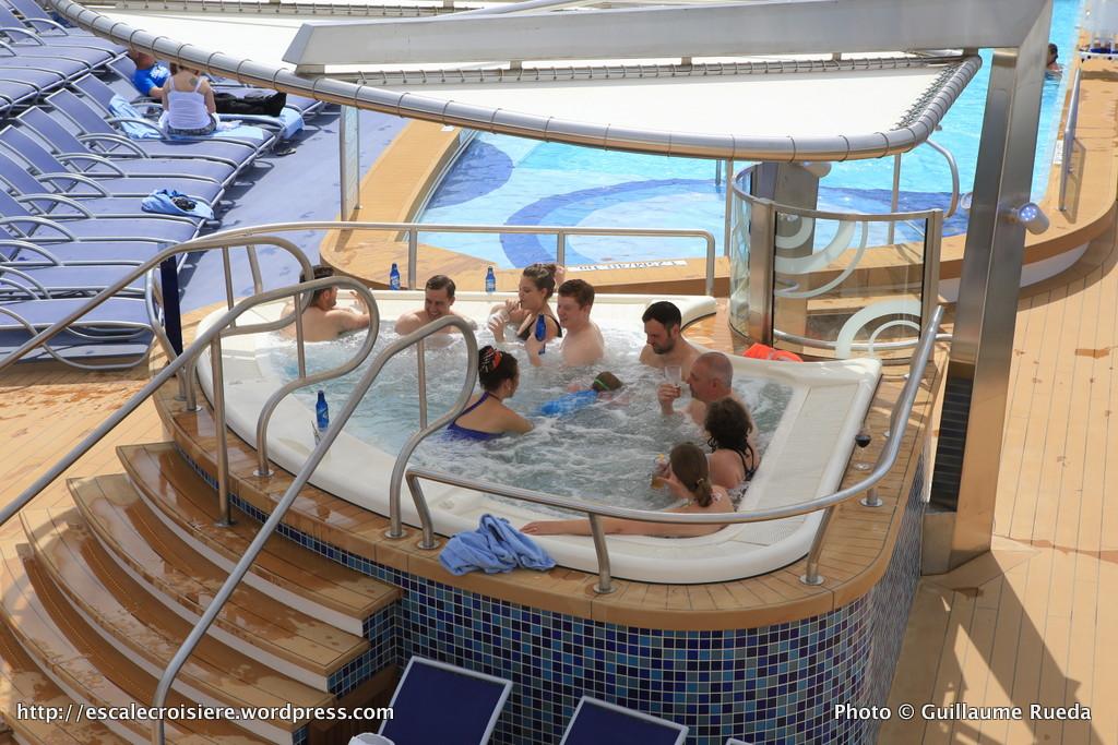 Harmony of the Seas jacuzzi solarum