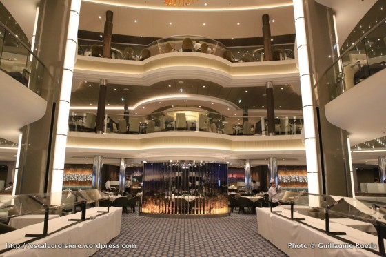 Harmony of the seas - Main restaurant