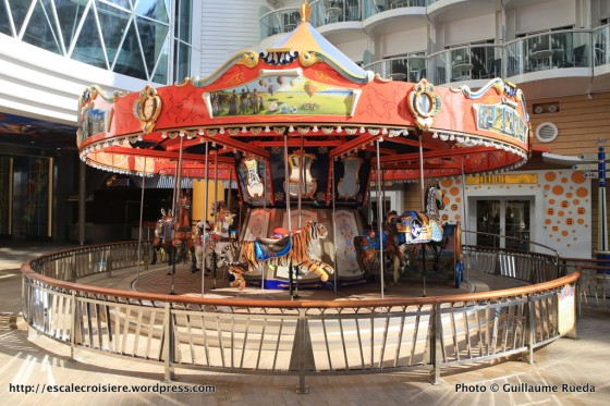 Harmony of the Seas - Manège - Carrousel
