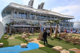 Harmony of the Seas - Mini Golf