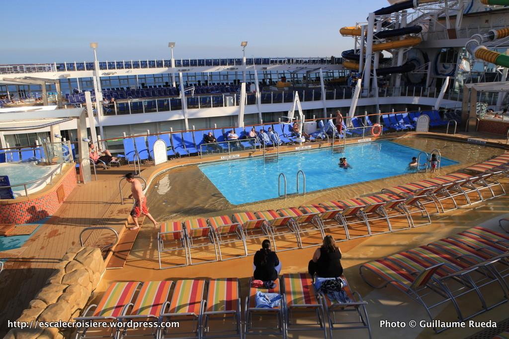 Harmony of the Seas - Beach Pool - Piscine avec plage