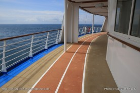 Harmony of the Seas - Piste running