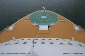 Harmony of the Seas - Proue - Solarium