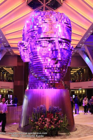 Harmony of the Seas - Art - Royal Promenade
