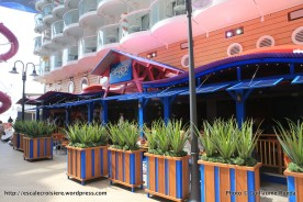 Harmony of the seas - Sabor Taqueria and Tequila Bar