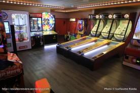 Harmony of the Seas Salle de jeux d'arcades - Boardwalk