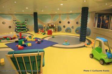 Harmony of the Seas - Salle de jeux pour enfants