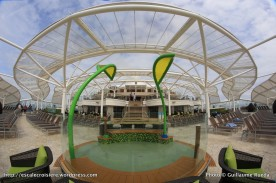 Harmony of the Seas - Solarium