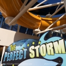 Harmony of the Seas - Toboggans - Perfect Storm