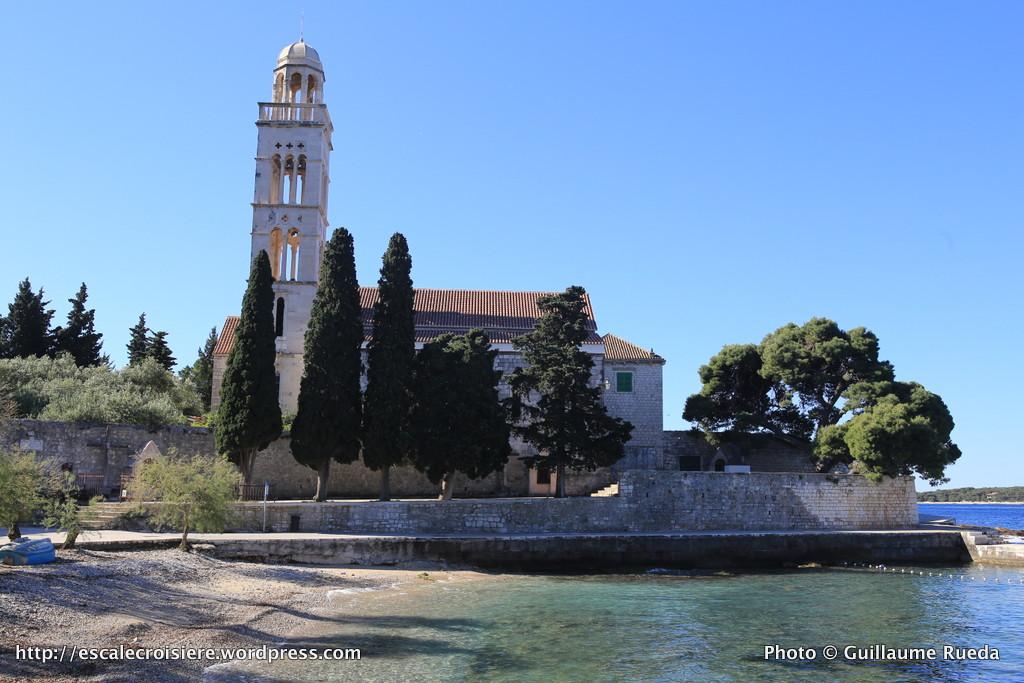 Monastère franciscain - Hvar - Croatie