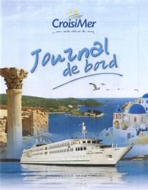 Journal de bord - CroisiMer - CroisiEurope