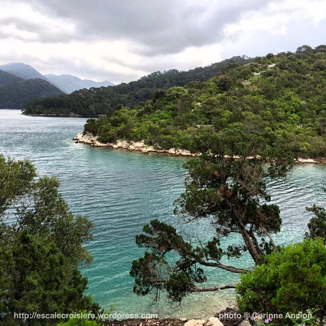 Lac de Véliko Jezero - Mljet - Croatie (5)