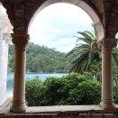 Monastère bénédictin - lac de Véliko Jezero - Mjlet - Croatie