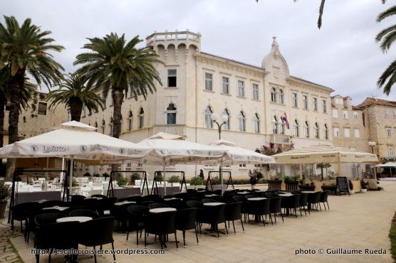 Palais Lucic - Trogir - Croatie