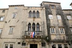 Palais médiéval de Cipiko - Trogir - Croatie