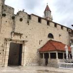 Porte sud - Trogir - Croatie