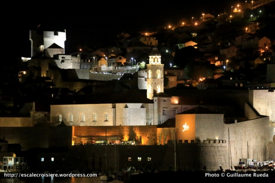 Remparts de Dubrovnik - Croatie