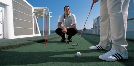 The World - Golf