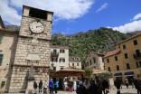Tour de l'horloge - Kotor - Montenegro