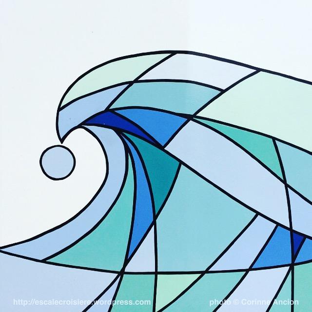 Harmony of the Seas - Art - Pool & Sport Zone