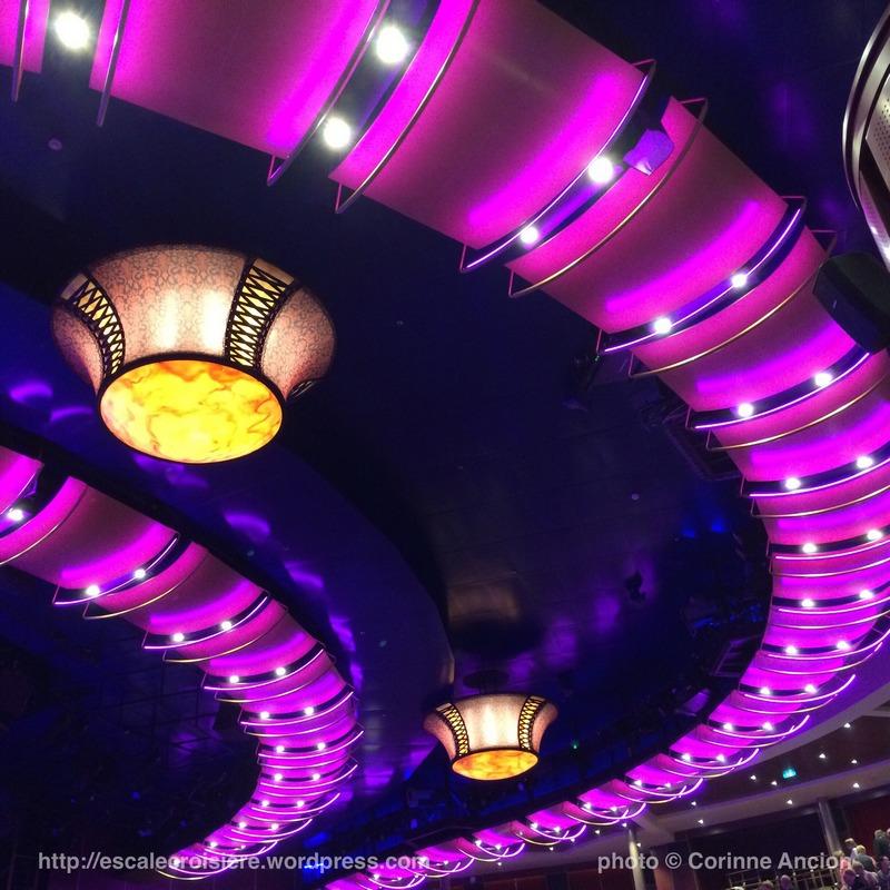 Harmony of the Seas - Art - Royal Theater