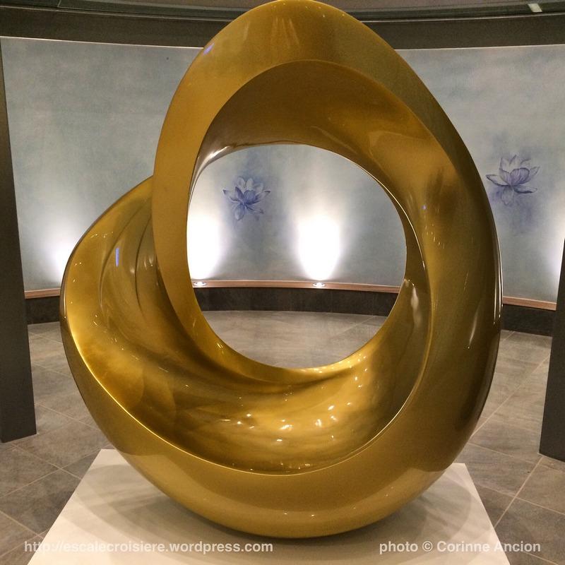 Harmony of the Seas - Art - Spa