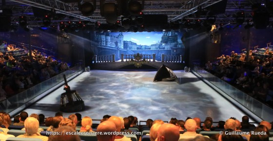Harmony of the Seas - Studio B - 1887 Show - Patinoire