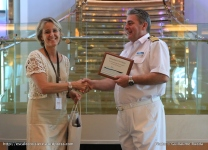Anne-Marie Blum CCI Var - Var Provence Cruise Club et Captain Wojtek Ziolkowski