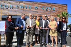 Inauguration du Terminal Croisière Toulon Côte d'Azur