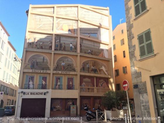 La Corderie - Trompe l'oeil - Toulon