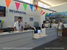 La Seyne sur Mer - Terminal Croisière - Bureau Information
