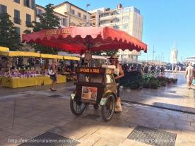 Marché de Toulon - Cade à Dédé