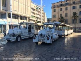Port de Toulon - Petit train