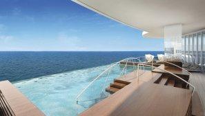 Seven Seas Explorer - Spa pool