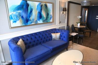 Seven Seas Explorer - Penthouse Suite 1202