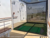 Seven Seas Explorer - Recreation Area - putting green - golf