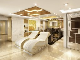 Sevent Seas Explorer - Regent Suite Spa