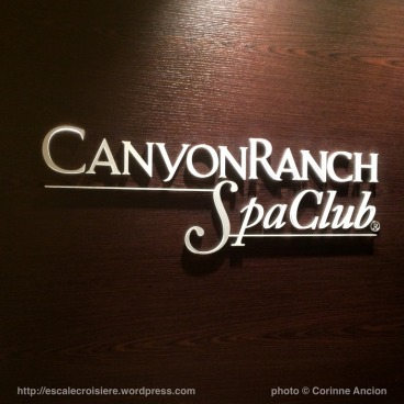 Seven Seas Explorer - Canyon Ranch Spa