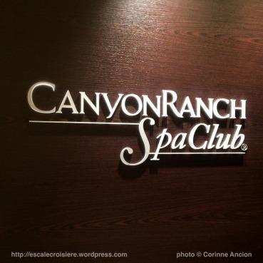 Seven Seas Explorer - Canyon Ranch Spa