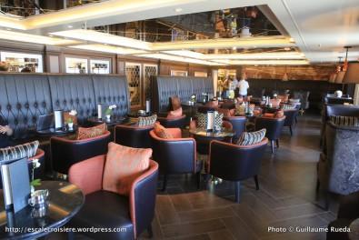 Seven Seas Explorer - Coffee Bar