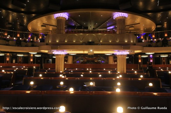 Seven Seas Explorer - Constellation Theater