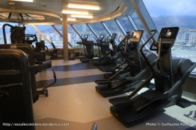 Seven Seas Explorer - Fitness Center - Salle de sport (1)