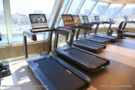 Seven Seas Explorer - Fitness Center - Salle de sport