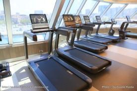 Seven Seas Explorer - Fitness Center - Salle de sport
