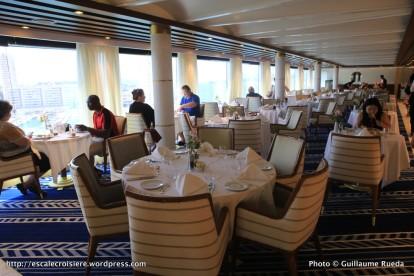 Seven Seas Explorer - La Veranda