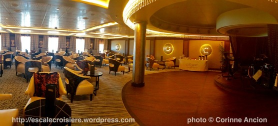Seven Seas Explorer - Meridian Lounge