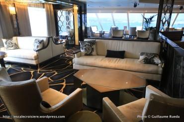 Seven Seas Explorer - Observation Lounge