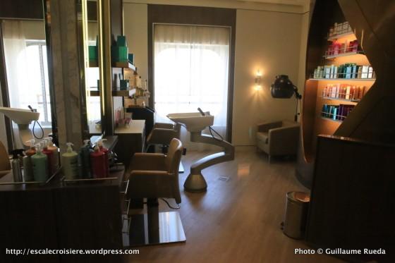 Seven Seas Explorer - Salon de coiffure
