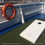 Seven Seas Navigator - Baggo - Jeu de pont