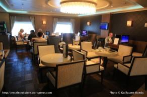 Seven Seas Navigator - Coffee connection